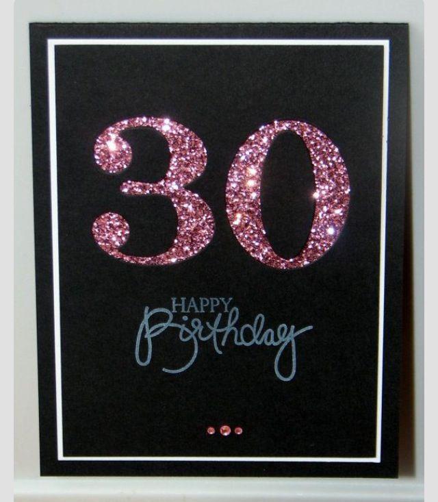 Happy Birthday To Walkonby Jan 30: Glitz, Glam && 30!