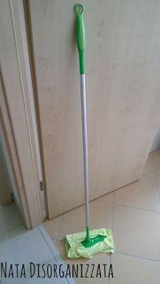 alternativa al mocio per pulire il pavimento