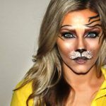 20 Flawssy Halloween Tiger Makeup to Try