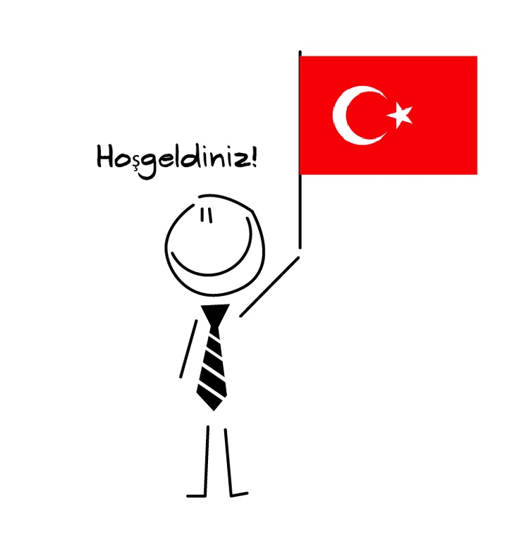 welcome, hosgeldiniz, turkey, türkiye, pepe, urban, work, drawing