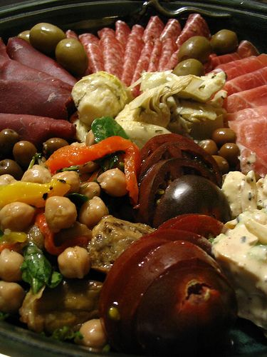 How To: Make an Antipasto Plate - Eating Our Words