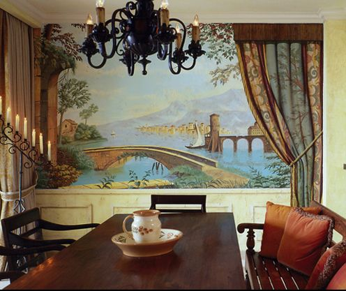 137 Best Room Murals Images On Pinterest