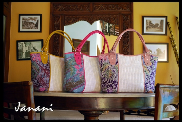 modern bag with ethnic twist from www.nyai.co