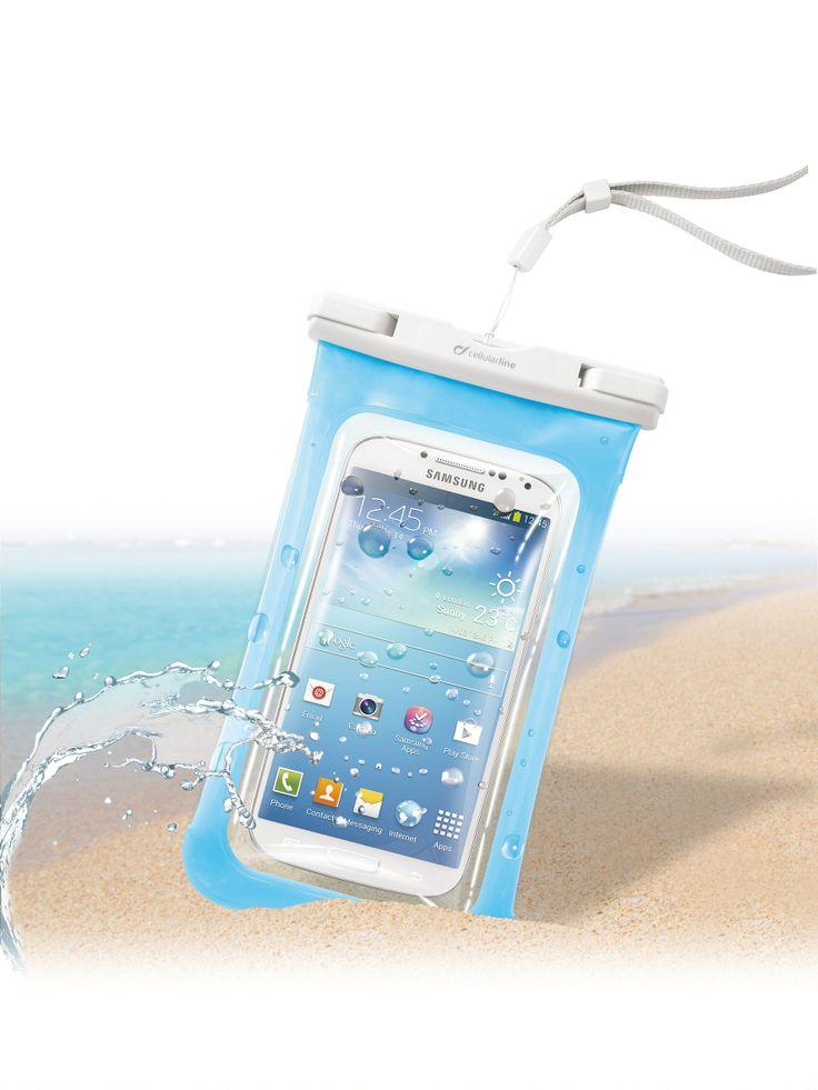 L'estate è alle porte! Proteggi il tuo #smartphone, senza rinunciare allo stile e al colore.  #waterproof #dustproof