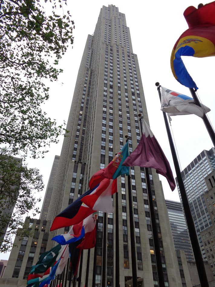 Rockefeller Center Tower