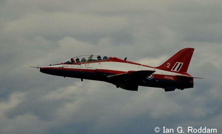 B.Ae Hawk T1, Empire Test Pilot School