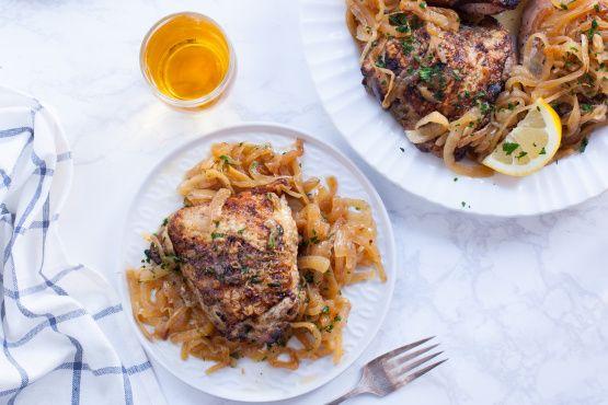 West African Chicken Yassa Recipe - Genius Kitchensparklesparkle