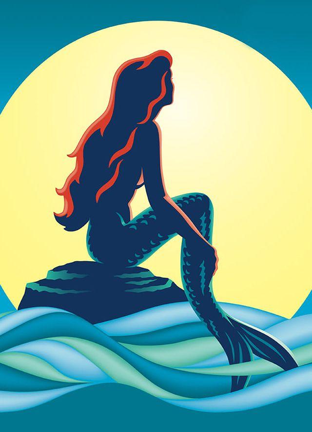 The Little Mermaid Poster  The Little Mermaid  DATE: Friday 10th November to Sunday 19th November Fri 10 &17 & Sat 12 &18 Nov Sun 12 & 19 Nov 2.00pm