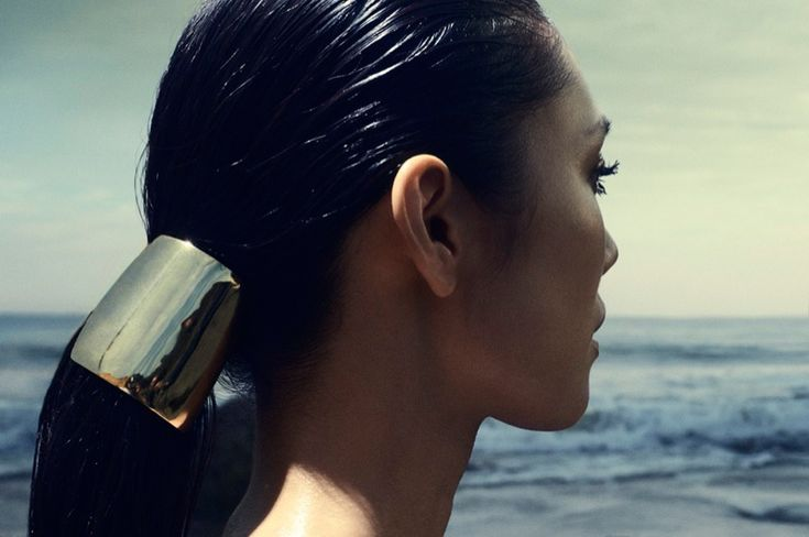 Tao Okamoto Stuns in Summer Beauty for Vogue China by David Slijper