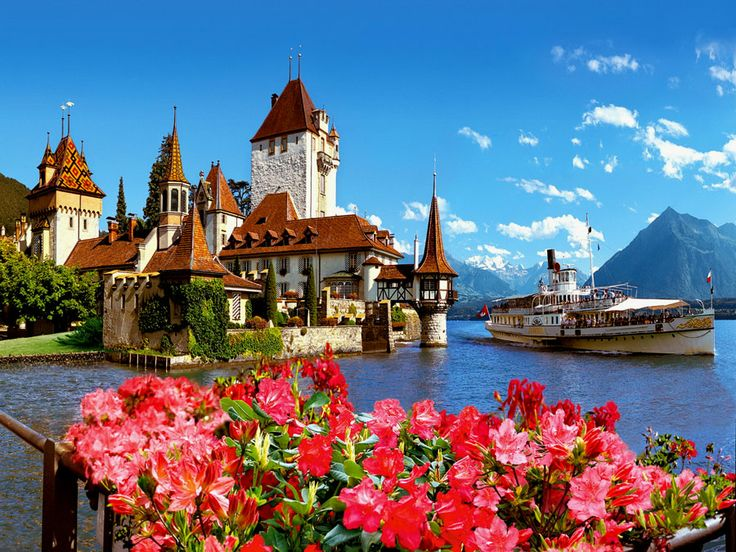 #Switzerland - marvel at the glorious landscape of mountains, valleys and picturesque villages. http://www.hitours.in/switzerland/  #Travel #Europe #honeymoon #honeymooners
