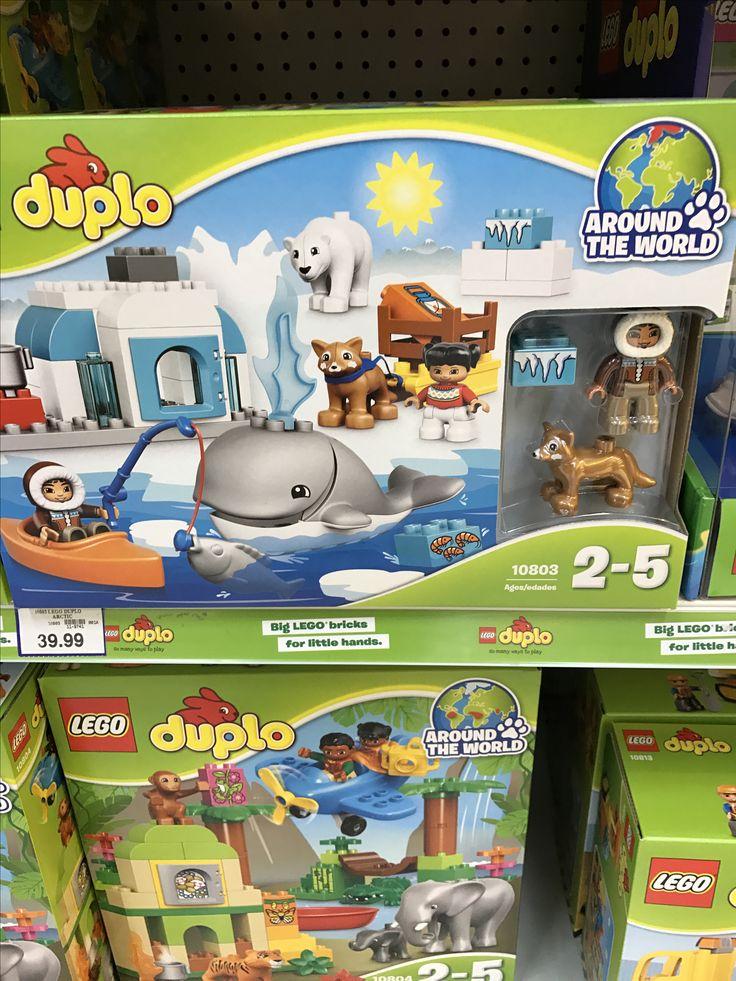 **Bought** Duplo animals