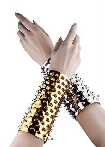 Alexis Bittar gauntlets: Accesorios Style, Avant Garde Style, Alexis Bitterness Fabulous, Metals Jewelry, Bitterness Fabulous Jewelry, Fabulous Jewellery, Alexis Bittar, Bold Jewelry, Bittar Gauntlet