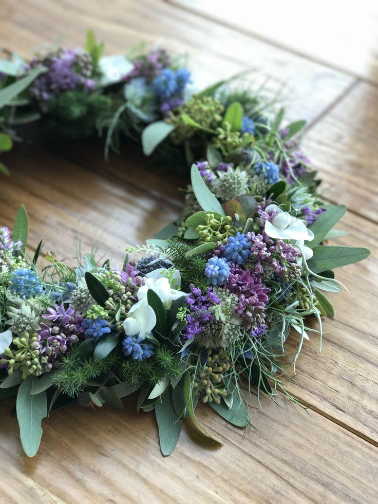#amandansail #novarese#vressetrose #Wedding #blue #purple #Bouquet #natural #Flower #Bridal #アマンダンセイル#ノバレーゼ#ブレスエットロゼ#ウエディング #ブーケ#パープル#水色# ブーケ #結婚式#ブレスエットロゼ千葉#リースブーケ#ナチュラル