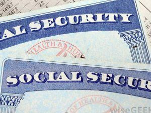 Lost Social Security Card ID and Birth Certificate