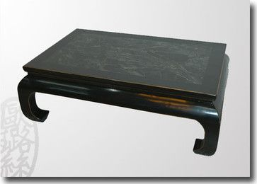 Asian Antique Furniture - asian - coffee tables - other metro - Antiques by Zaar