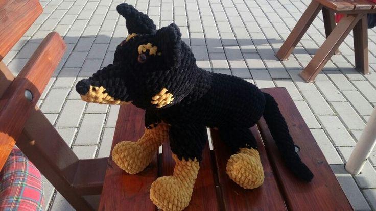 Roxanka,chodský pes