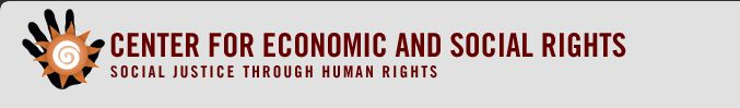 The Center for Economic Social Rights (CESR) is an organization that advocates for human rights by working with other civil society groups around the world. By exposing violations of economic and social rights, the CESR works to change policy at the international, national, and local levels. The website allows you to search by country, research, news reports, and updates on the organization's current work.