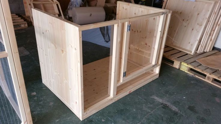 3 sided indoor Rabbit or Guinea pig Pen. with a floor. amazing Indoor Cage. Handmade to order Made of only the best materials.  Handmade By Boyles Pet Housing