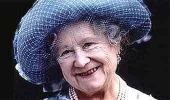 Королева-мать: фото ВВС