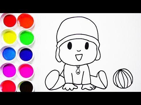 Pocoyo en español❤ El baño de Ely❤ Juegos de Pocoyo ❤Videos de pocoyo| Lets Play Kids - YouTube