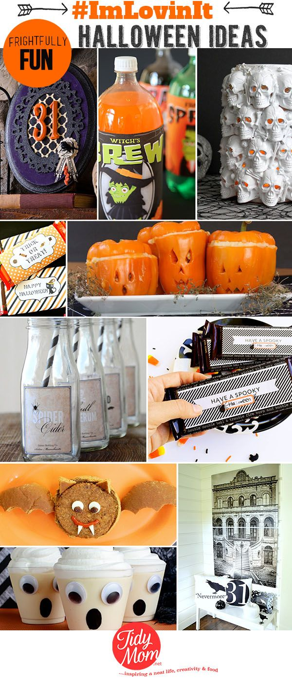 884 best halloween food crafts decorating and more images on frightfully fun diy halloween ideas