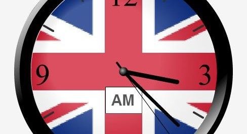 ingilizce saatler