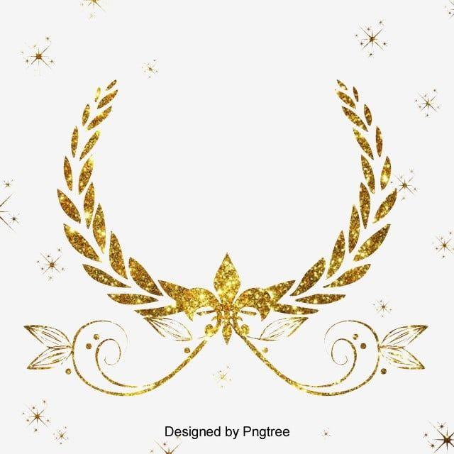 Golden Dream Luxury Fairy Tale Star Leaf And Flat Branch Border Elements Luxurious Stars Leaf Png Transparent Clipart Image And Psd File For Free Download Fairy Tales Overlays Picsart Prints For