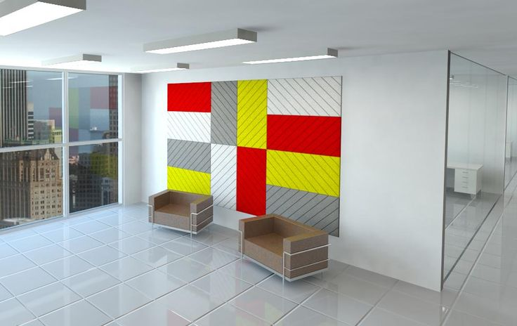 16 Best Acoustic Panels Fabric Look Images On Pinterest