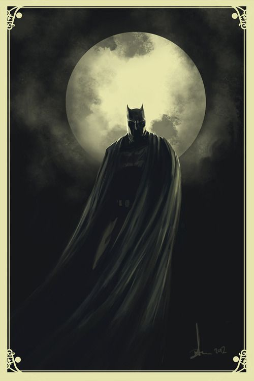 The Bat - by Damian Audino