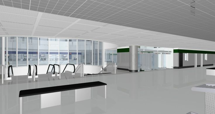 The restyling of Malpensa Airport for #Expo2015