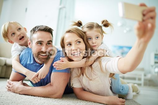 Stock Photo : Resting at home