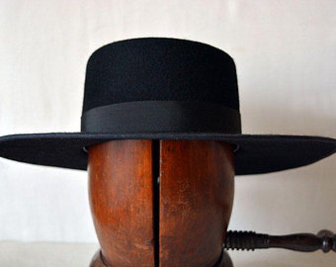 Women Hat Men Hats African Fedora Hand Painted Fedora White And Black Fedora