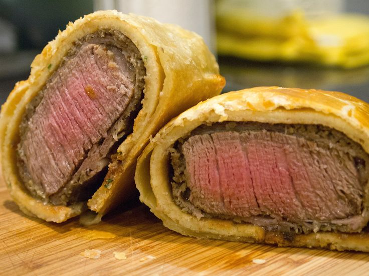 Gordon Ramsay Beef Wellington Recipe- Different from the other GR Beef Wellington I just pinned.  Still very doable.