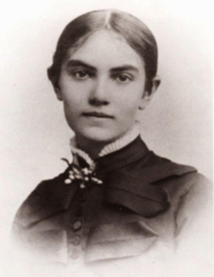 Karin Bergöö, artist and wife of Carl Larsson