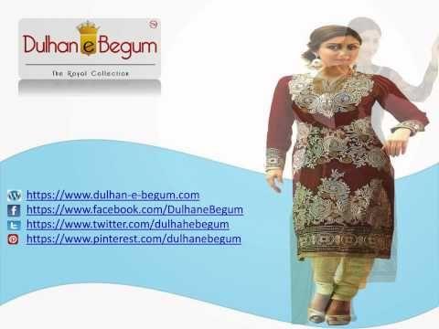 Buy Online Designer Salwar Suits With 25% Discount