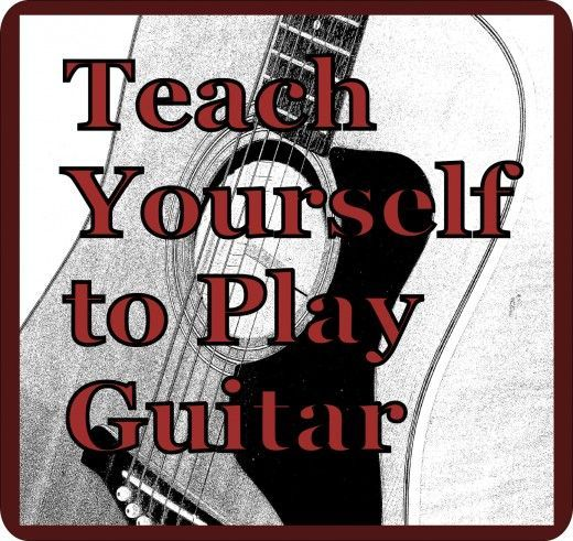 You can teach yourself to play guitar!