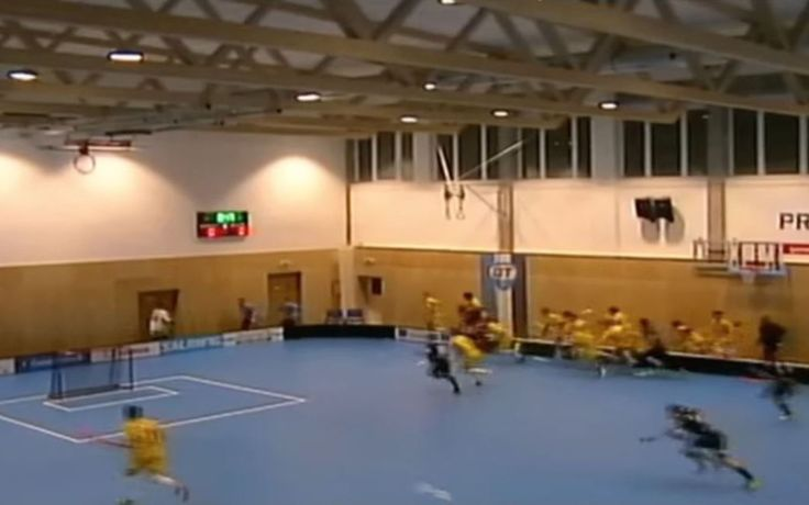 The roof of a sports hall in the Czech city of Česká Třebová collapsed during a youth floorball game over the weekend, and the estimated 80 players, officials and spectators in attendance were fort…