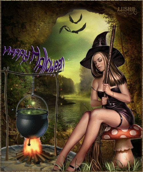 Decent Image Scraps: Happy Halloween