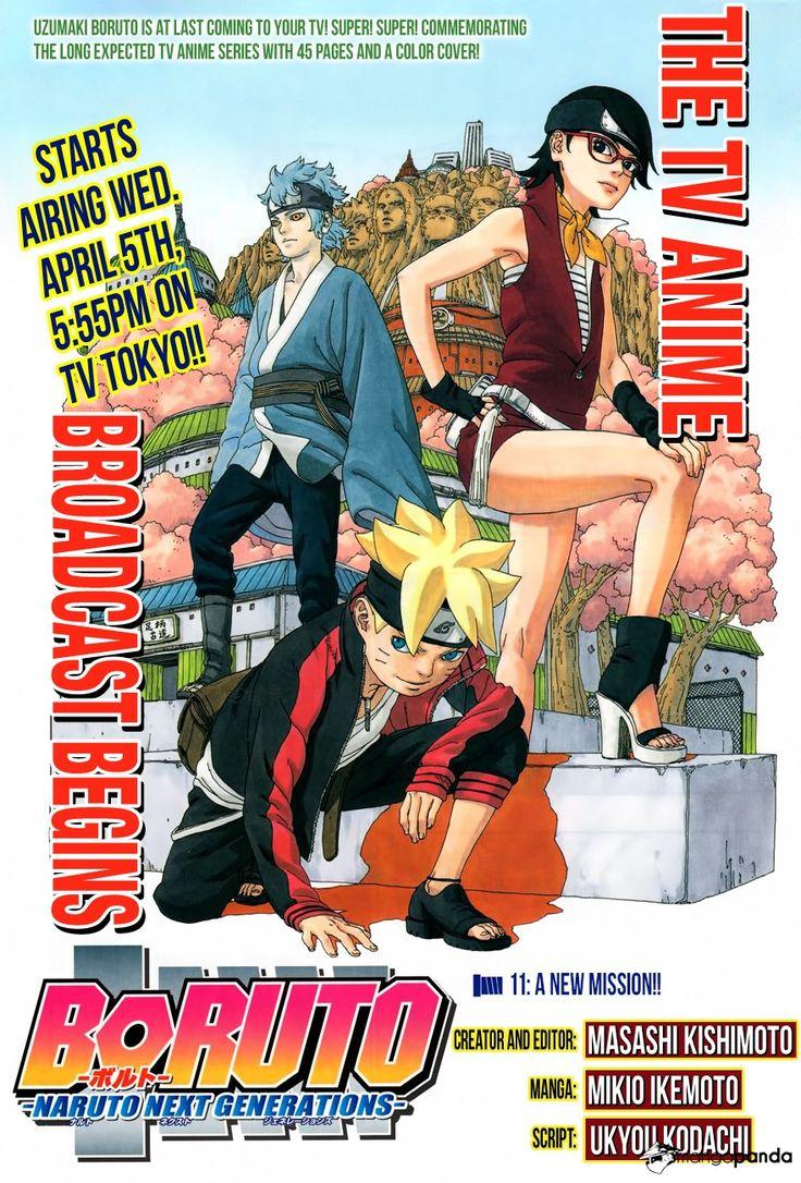 Boruto Naruto Next Generations Saison 01 Episode 06