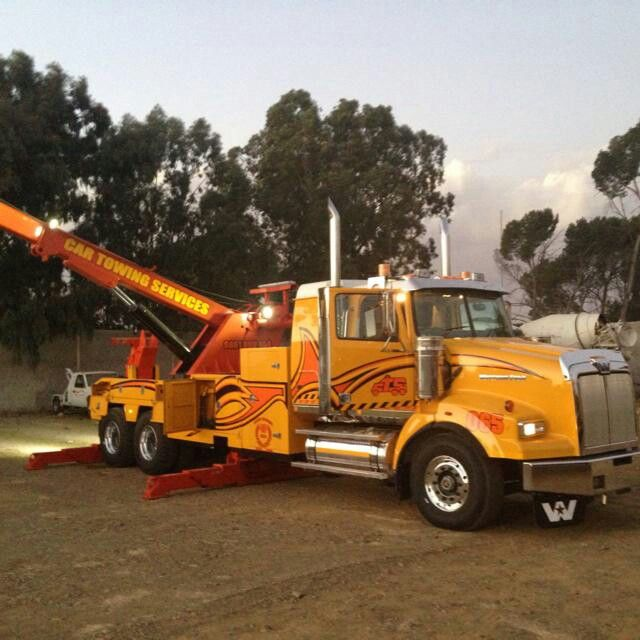 1356 Best Images About Tow Trucks, Heavy Wreckers On