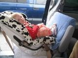 I See a Lot of Used Car Seats for Sale. Are They Safe?: Know what your baby is getting into if you buy a used car seat.