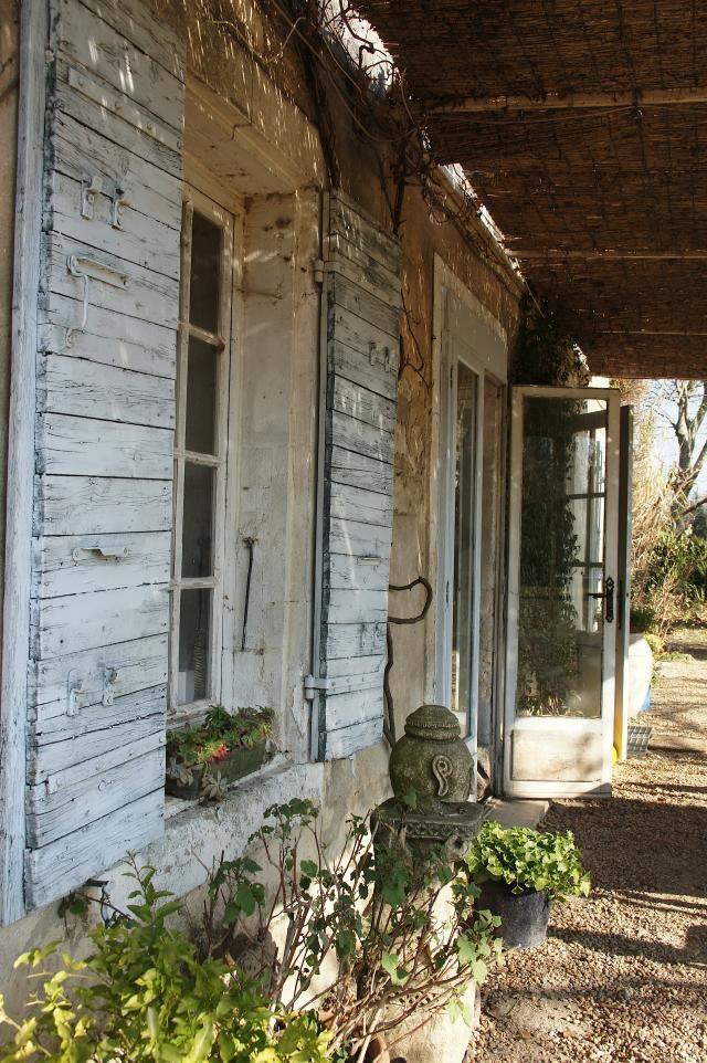 I always love an old farmhouse
