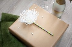 Geschenke kreativ verpacken   schön einpacken