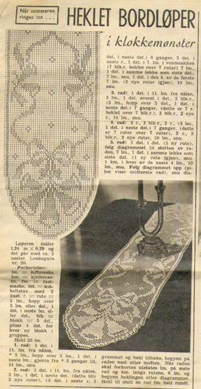 heklet loper fra 1952