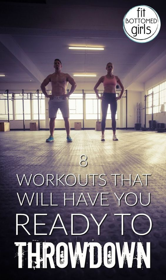 8 workouts you can use as a benchmark for your fitness improvement!   Fit Bottomed Girls