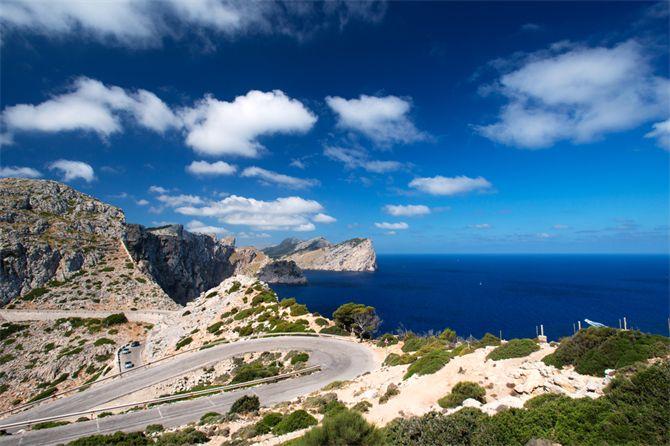 Cala Figuera - Formentor, Majorque - Îles Baléares (Espagne)