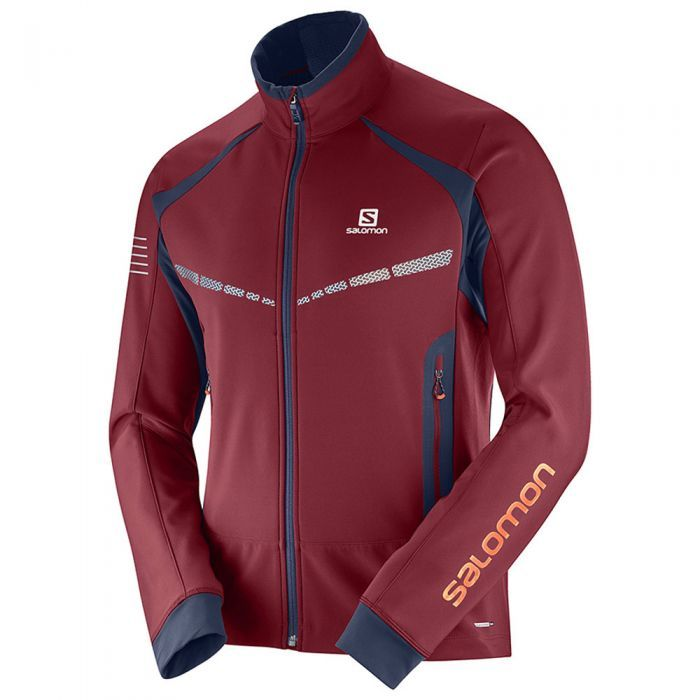 Salomon M's RS Warm Softshell Jacket | Outdoor, Sports, Bike