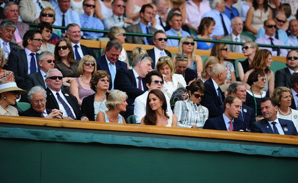 Kate Middleton Photos - The Championships - Wimbledon 2011: Day Seven - Zimbio