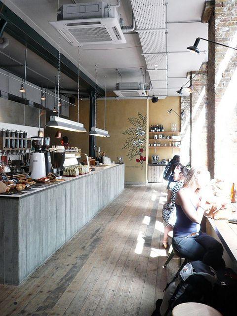 Ozone Coffee Roasters @ Old Street by everydaylife.style, via Flickr