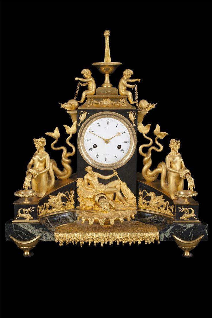 506 best clocks images on pinterest antique clocks vintage
